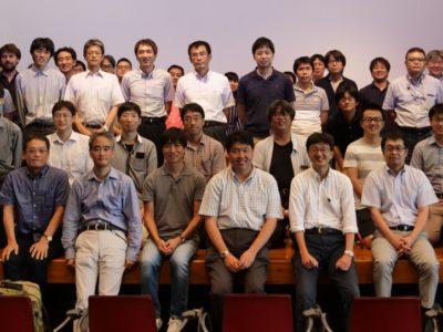 領域キックオフミーティングを東京大学(浅野キャンパス)にて開催しました。